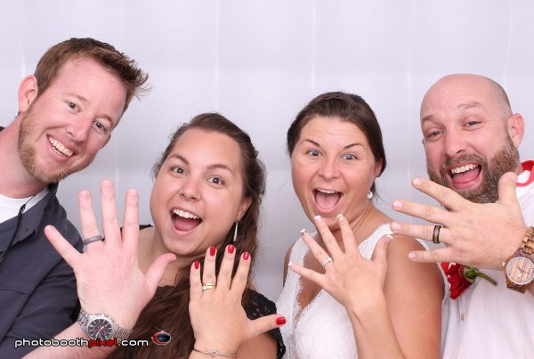 photo booth rental mandarin garden club