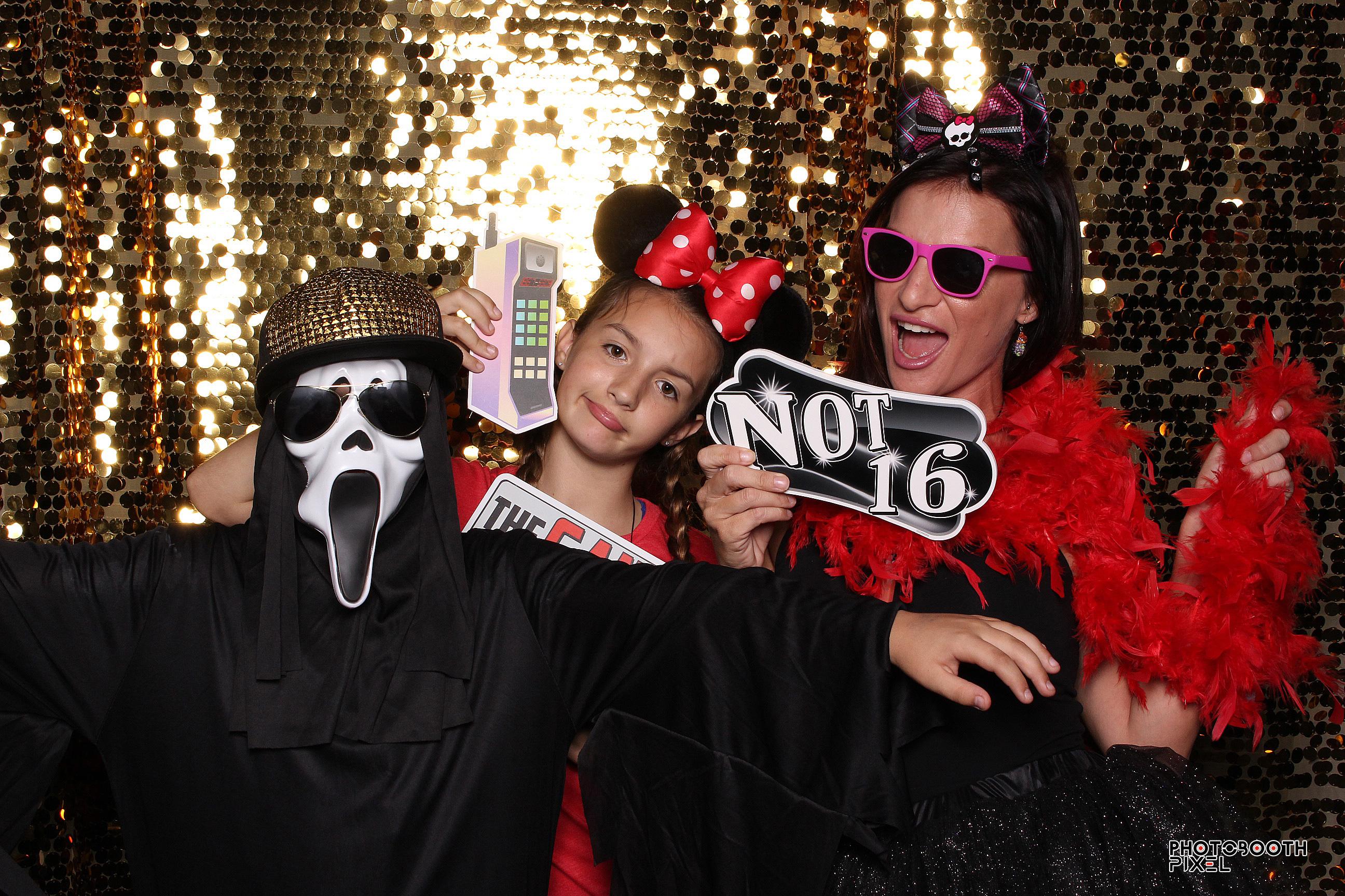 birthday photo booth jacksonville fl